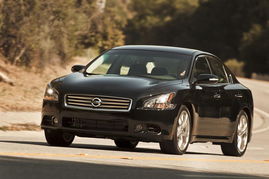 2012 Nissan Maxima Photo 1 of 14
