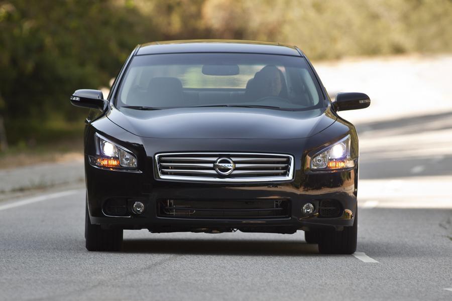 2012 Nissan Maxima Photo 2 of 14