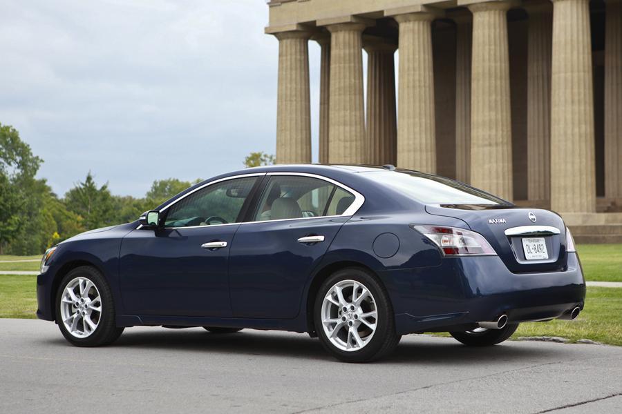 2012 Nissan Maxima Photo 4 of 14