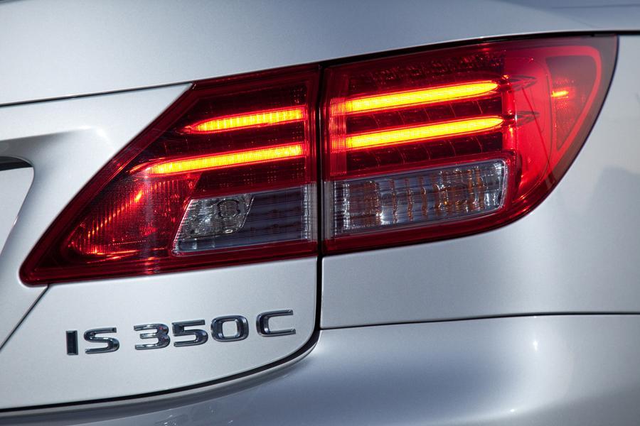 2012 Lexus IS 350C Photo 5 of 12