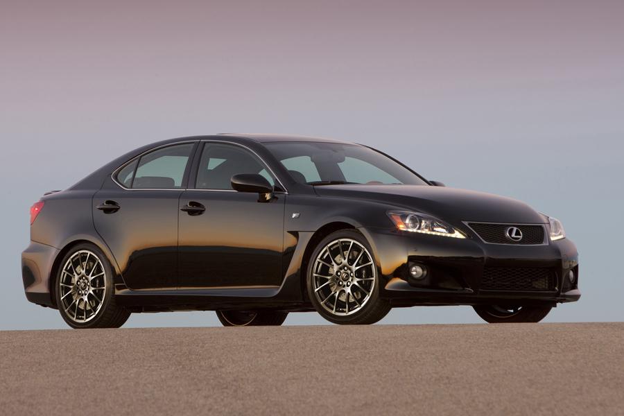 2012 Lexus IS-F Photo 2 of 7