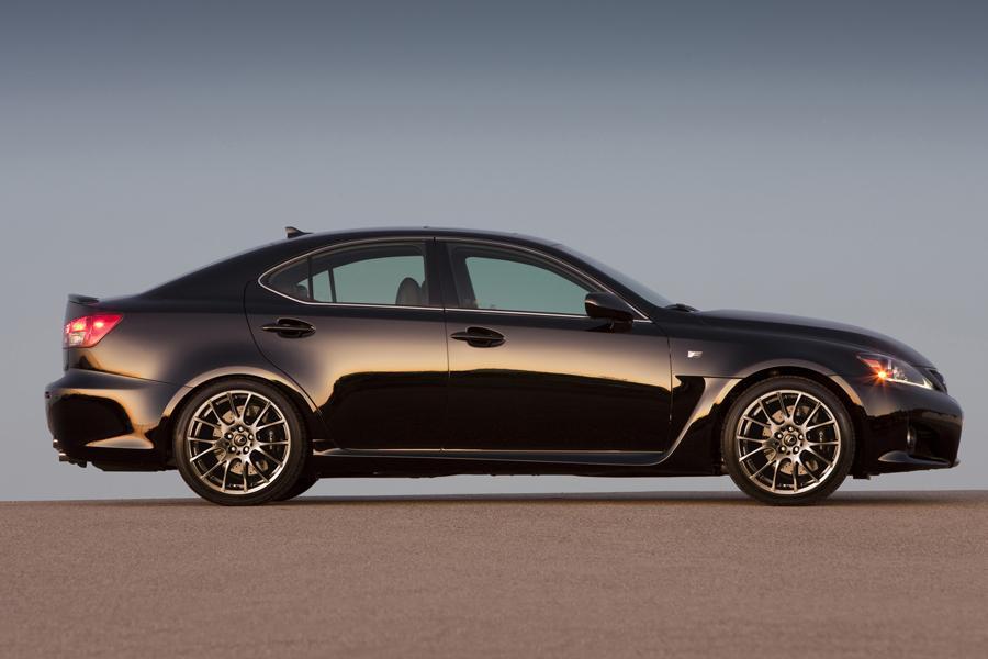 2012 Lexus IS-F Photo 3 of 7