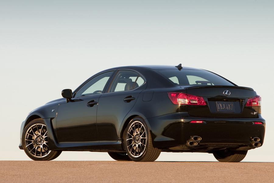 2012 Lexus IS-F Photo 4 of 7
