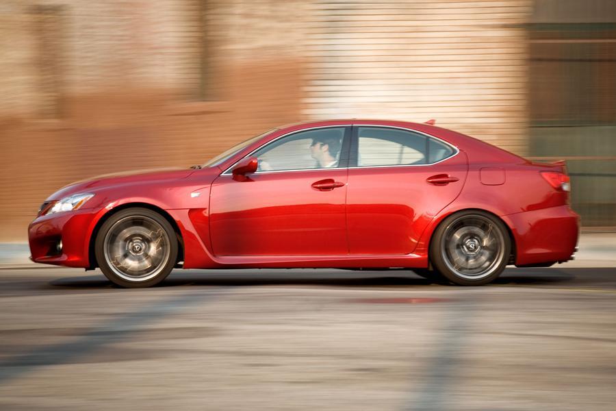 2012 Lexus IS-F Photo 6 of 7