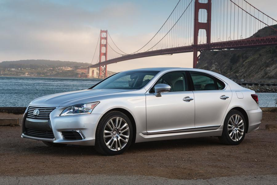 2012 Lexus LS 460 Photo 1 of 18