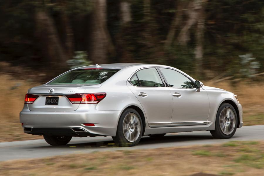 2012 Lexus LS 460 Photo 4 of 18