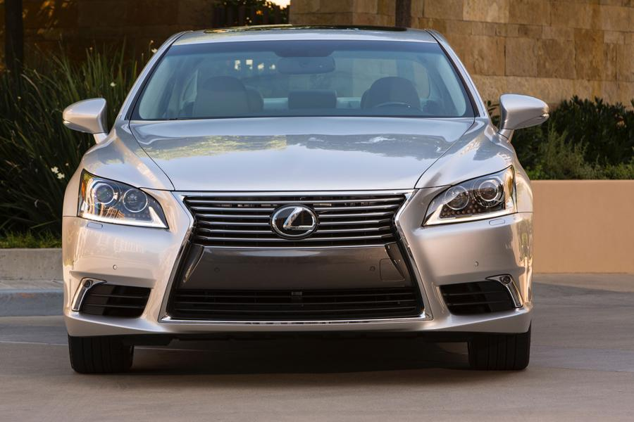 2012 Lexus LS 460 Photo 6 of 18