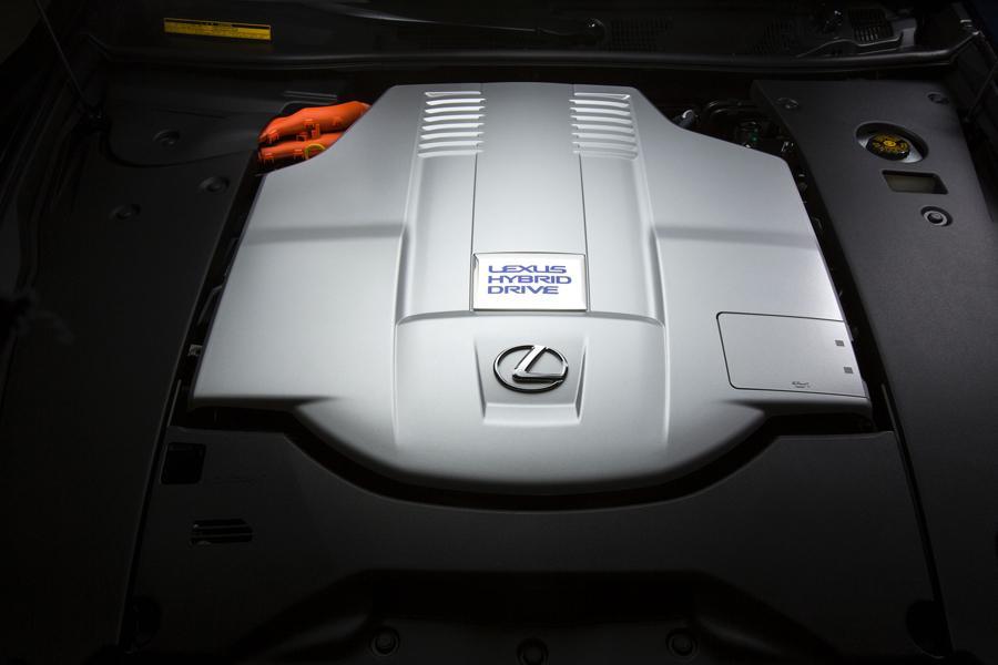 2012 Lexus LS 600h L Photo 5 of 10