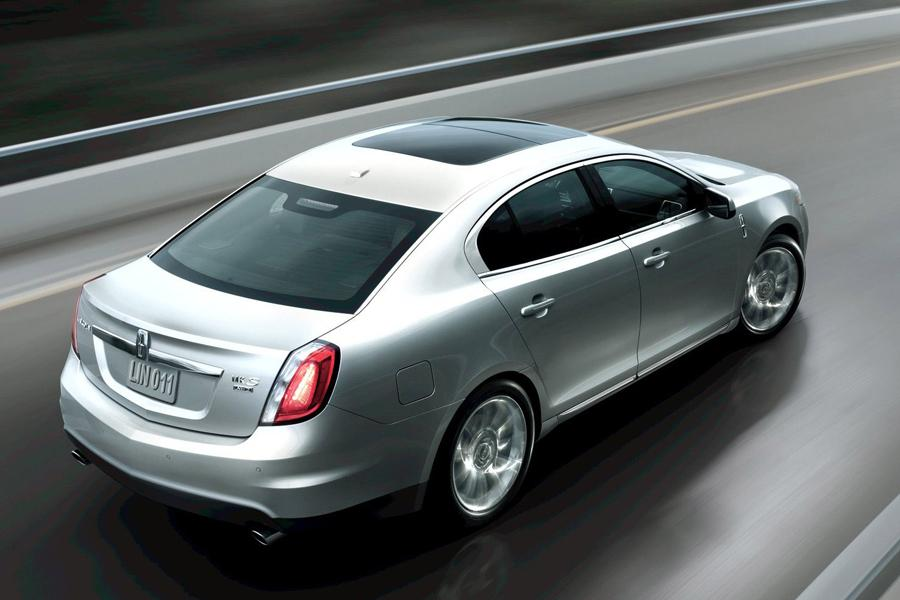 2012 Lincoln MKS Photo 3 of 9