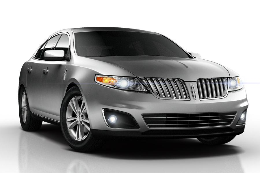 2012 Lincoln MKS Photo 4 of 9