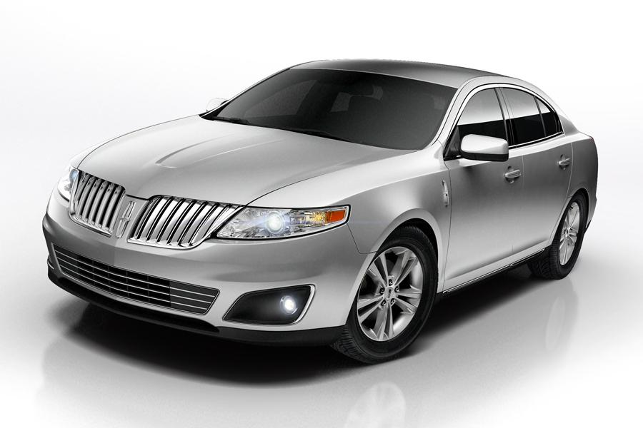 2012 Lincoln Mks Overview Cars Com