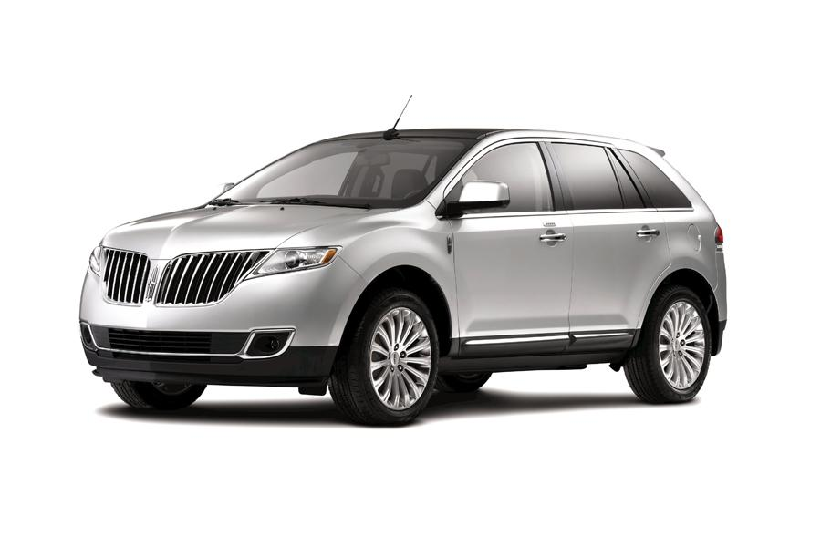 2012 Lincoln MKX Photo 1 of 11