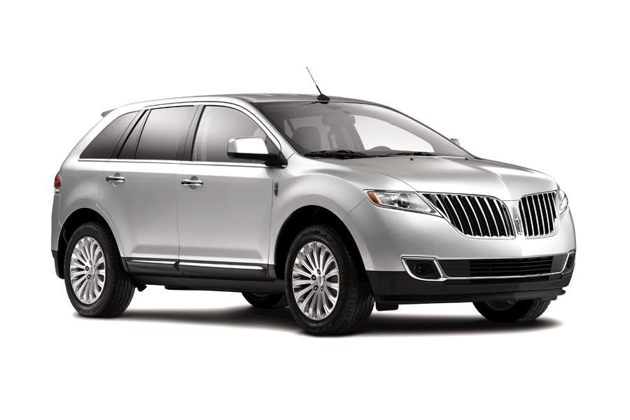 2012 Lincoln MKX Photo 3 of 11