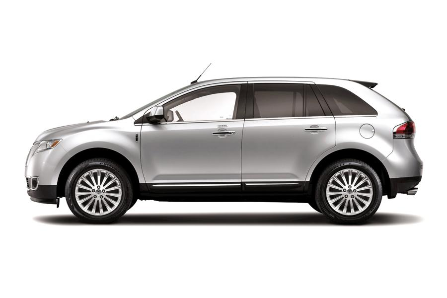 2012 Lincoln MKX Photo 4 of 11