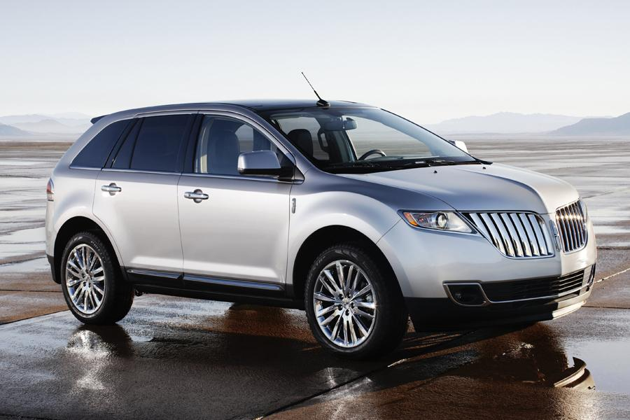 2012 Lincoln MKX Photo 6 of 11