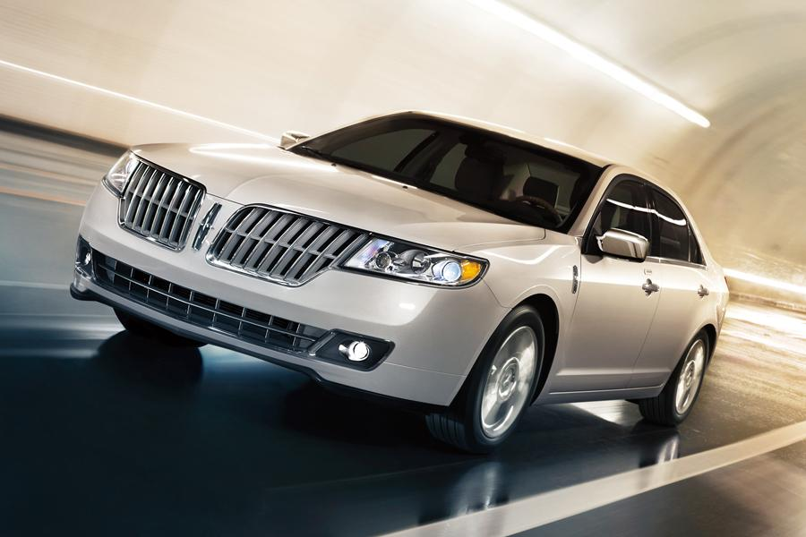 2012 Lincoln MKZ Photo 3 of 9