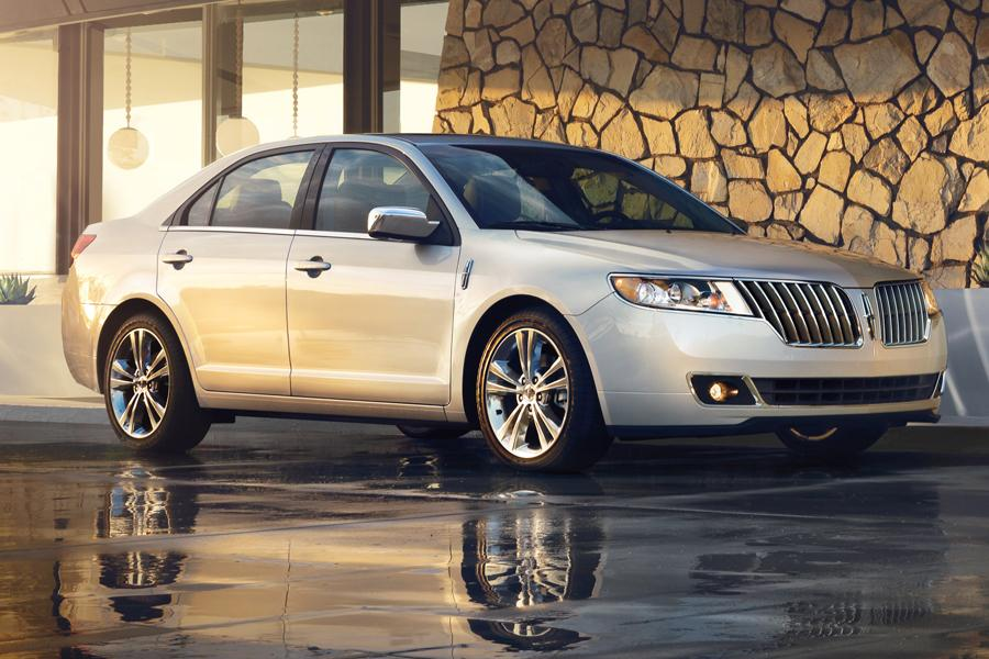 2012 Lincoln MKZ Photo 5 of 9