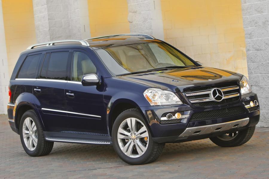 2012 Mercedes-Benz GL-Class Photo 2 of 11