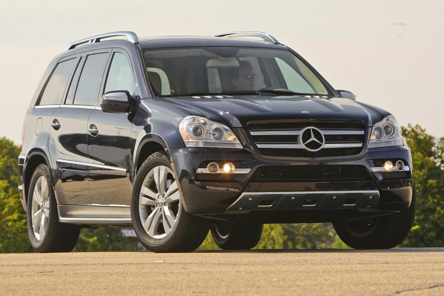 2012 Mercedes-Benz GL-Class Photo 3 of 11
