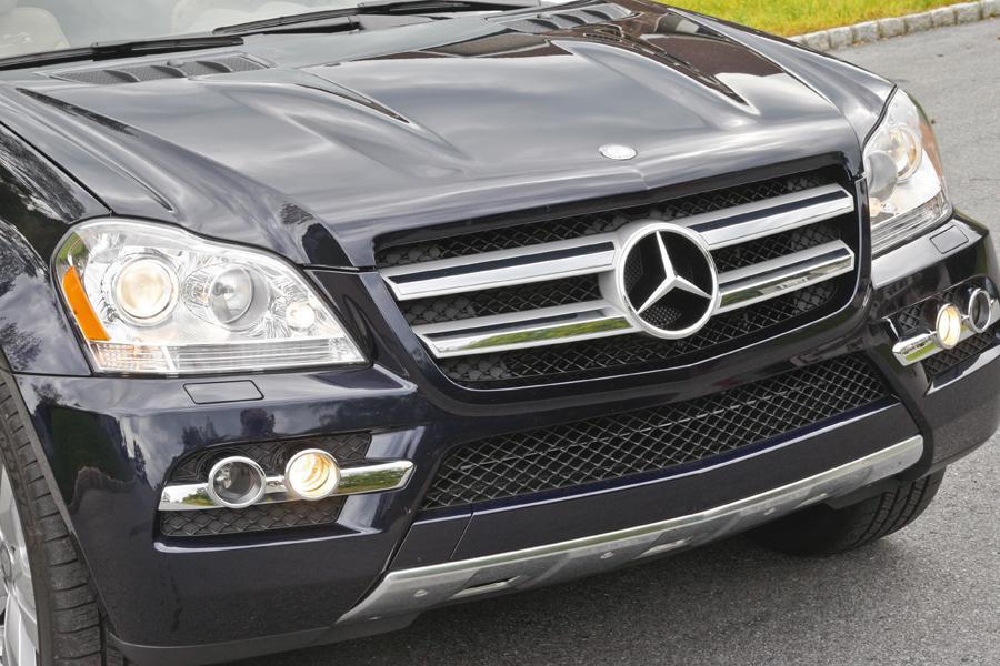 2012 Mercedes-Benz GL-Class Photo 5 of 11