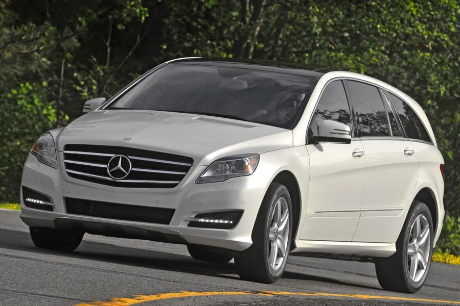 2012 Mercedes-Benz R-Class Photo 1 of 8