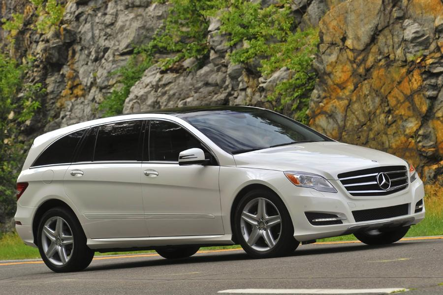 2012 Mercedes-Benz R-Class Photo 2 of 8