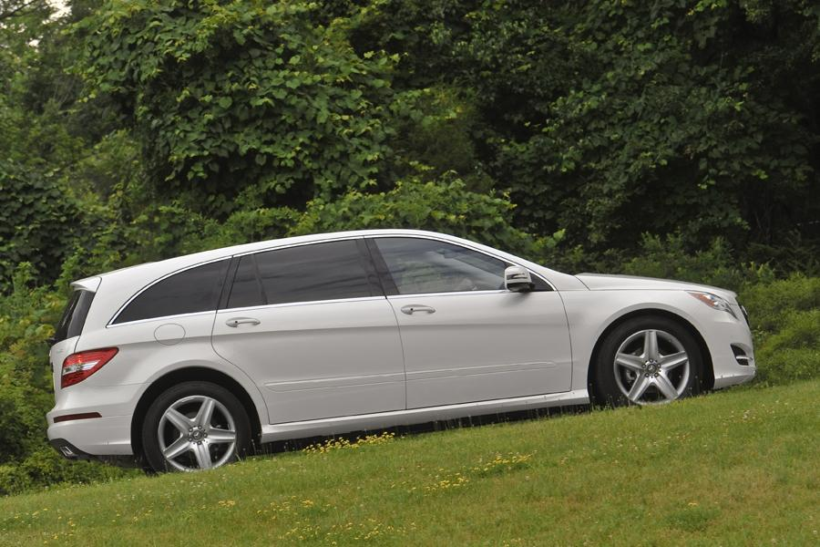 2012 Mercedes-Benz R-Class Photo 3 of 8