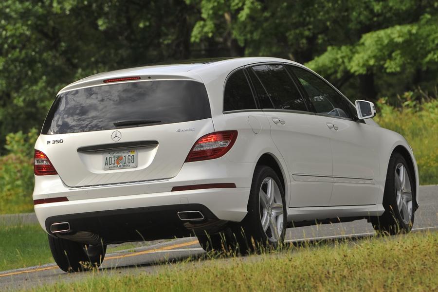 2012 Mercedes-Benz R-Class Photo 4 of 8
