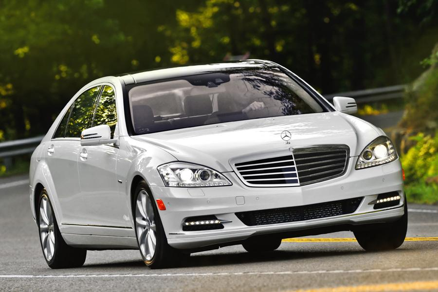 2012 Mercedes-Benz S-Class Photo 3 of 7