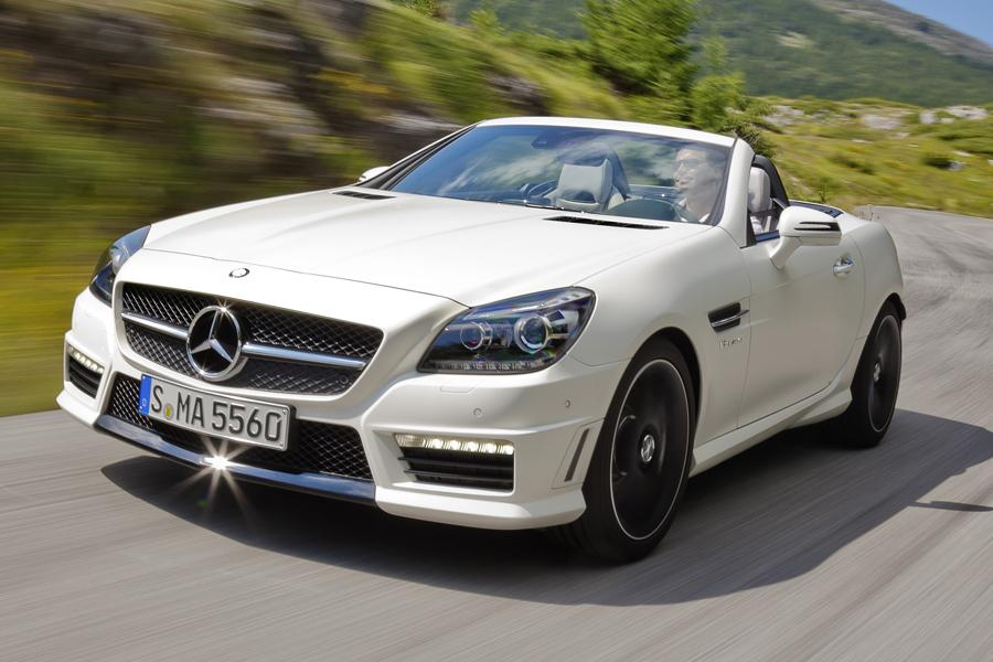 2012 mercedes benz slk class reviews specs and prices for Mercedes benz 2012 price