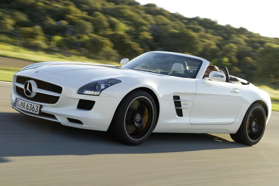 2012 mercedes benz sls amg overview. Black Bedroom Furniture Sets. Home Design Ideas