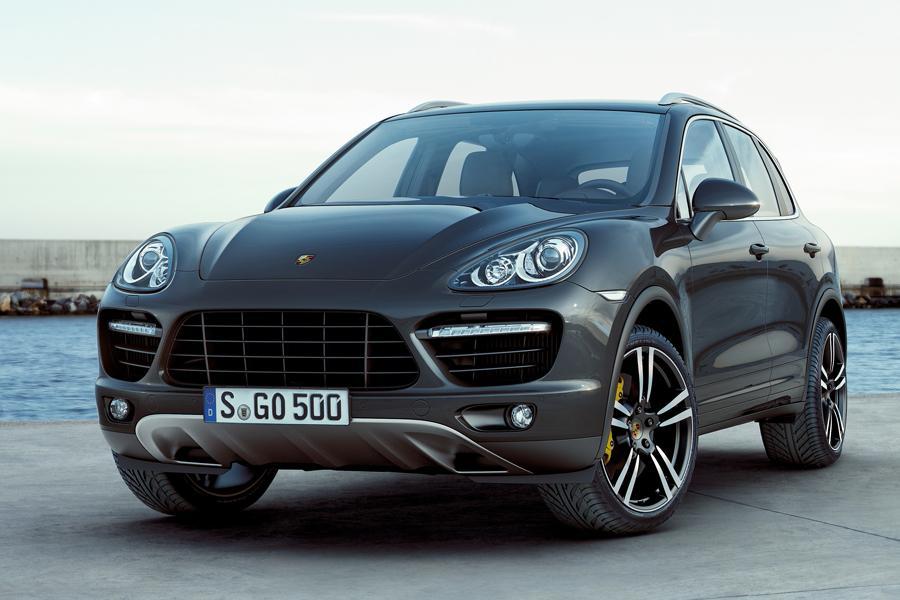 2012 Porsche Cayenne Photo 2 of 8