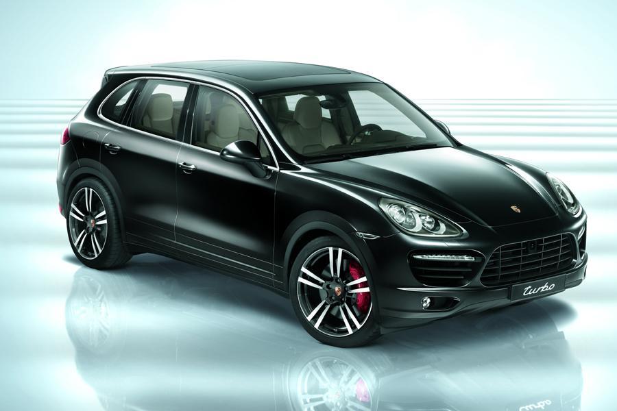 2012 Porsche Cayenne Photo 3 of 8