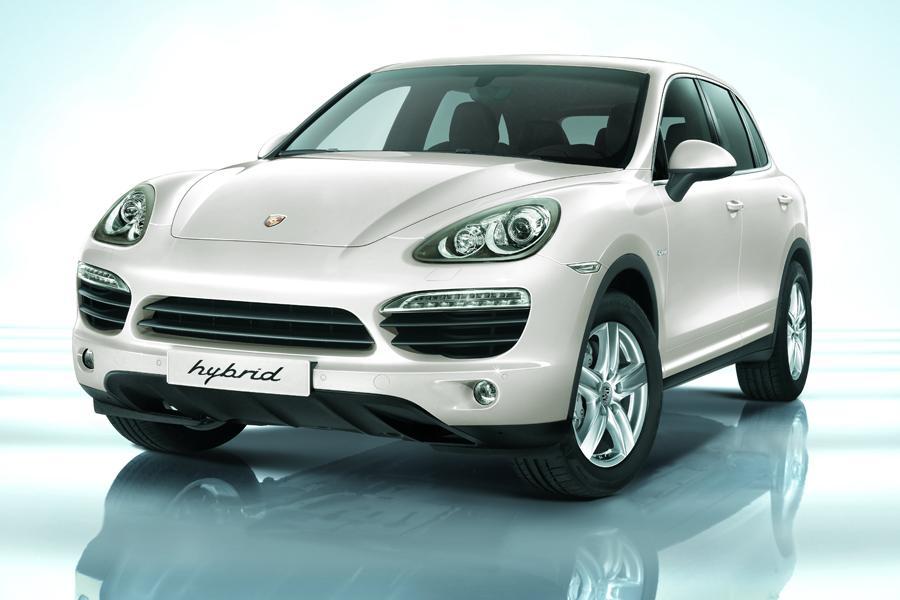 2012 Porsche Cayenne Hybrid Photo 1 of 8