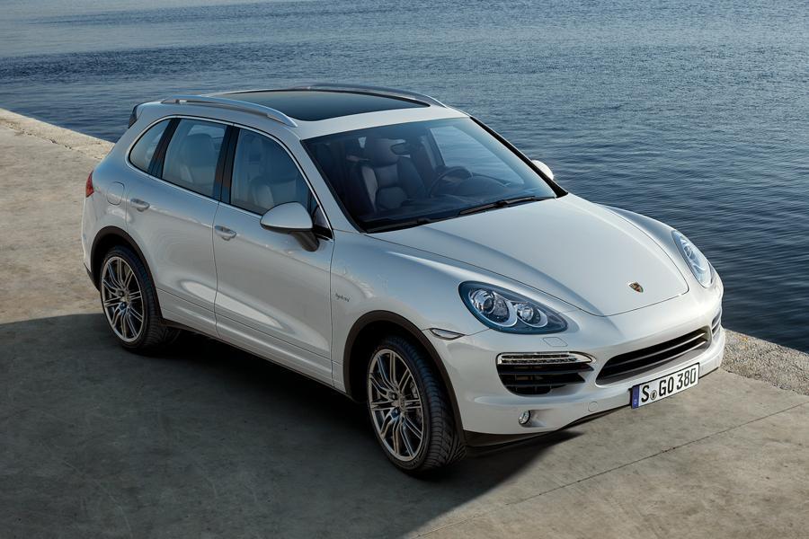 2012 Porsche Cayenne Hybrid Photo 4 of 8