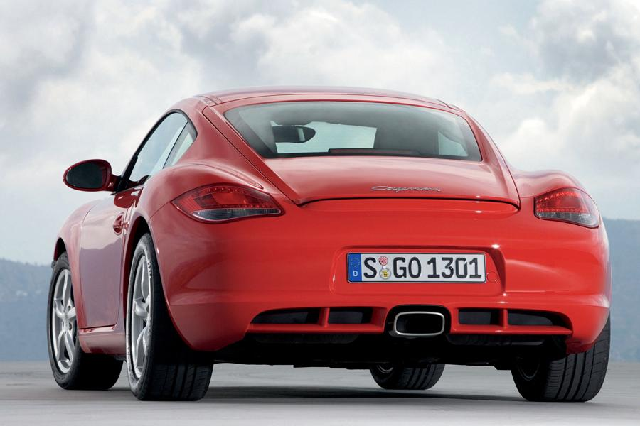 2012 Porsche Cayman Photo 4 of 10