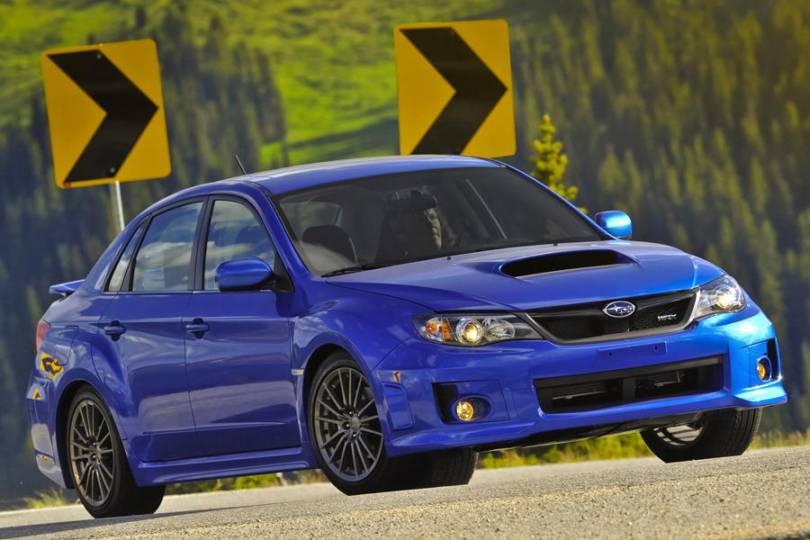 2012 Subaru Impreza WRX STi Photo 2 of 14