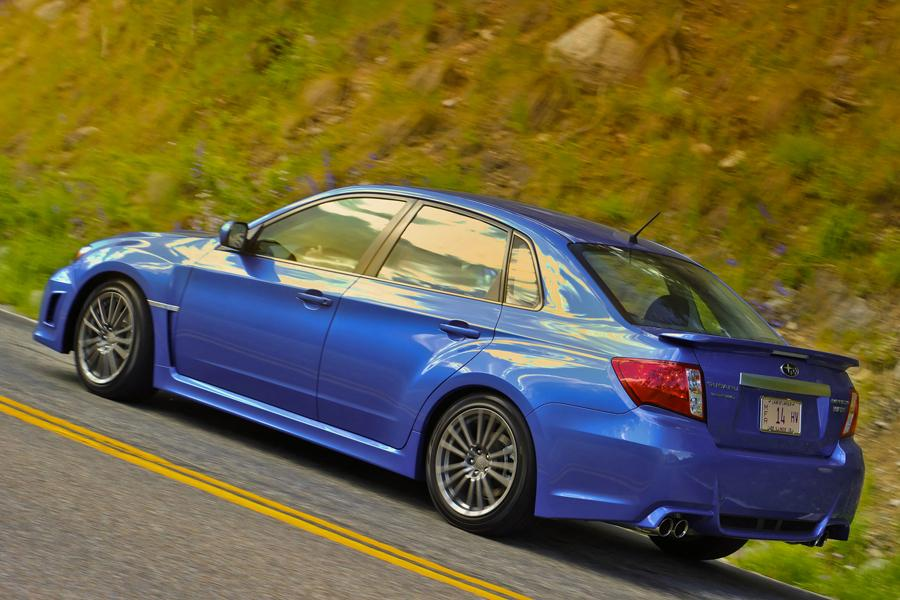 2012 Subaru Impreza WRX STi Photo 3 of 14
