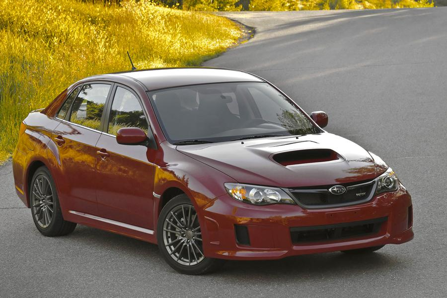 2012 Subaru Impreza WRX STi Photo 6 of 14