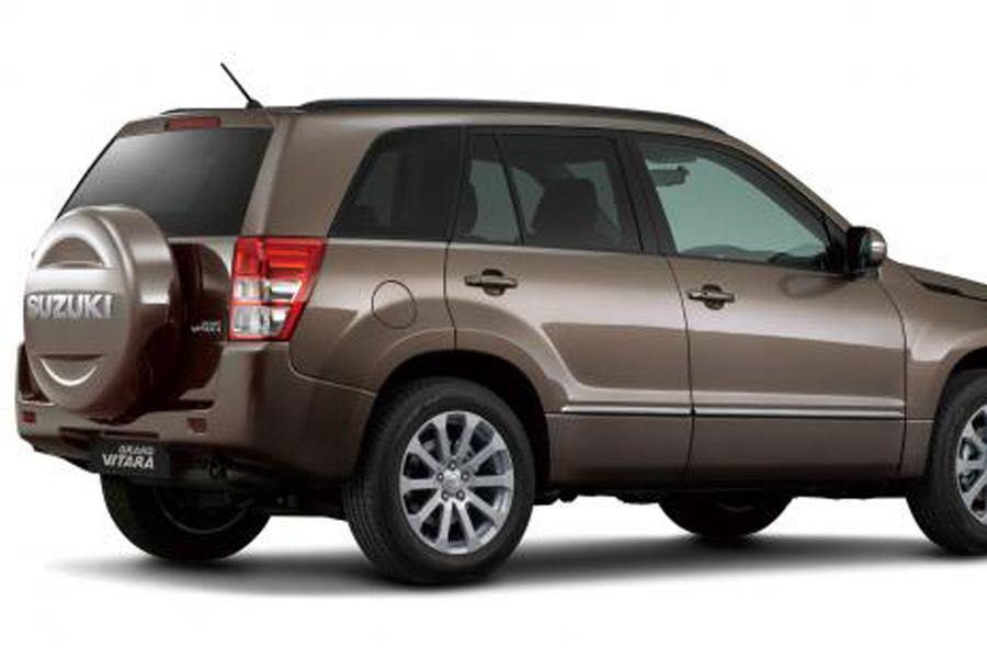 2012 suzuki grand vitara overview. Black Bedroom Furniture Sets. Home Design Ideas