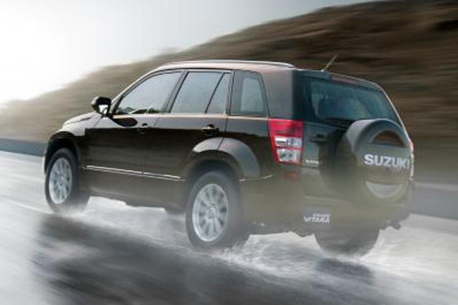 2012 Suzuki Grand Vitara Photo 6 of 12