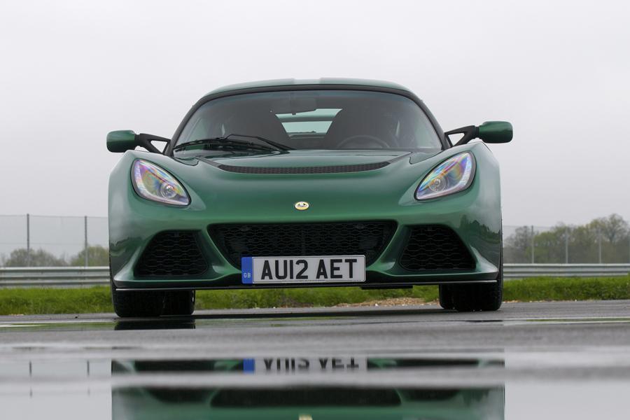2011 Lotus Exige S Photo 4 of 10