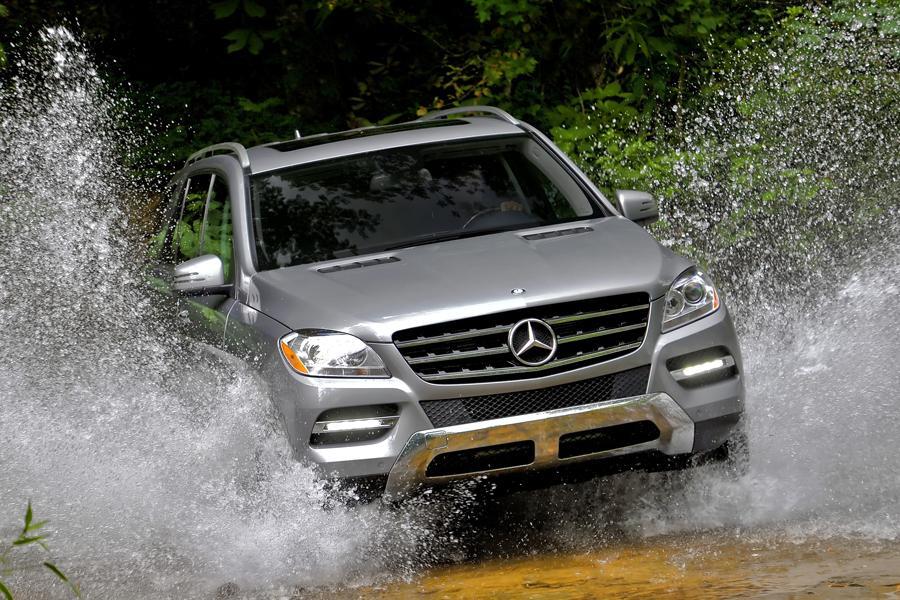 2012 Mercedes-Benz M-Class Photo 4 of 12