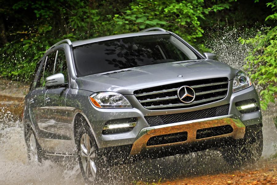 2012 Mercedes-Benz M-Class Photo 5 of 12