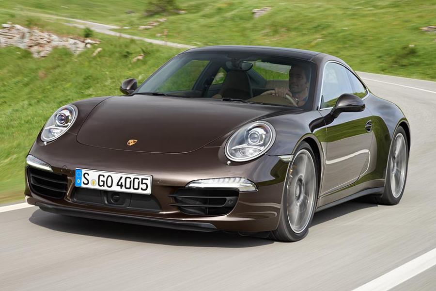 2013 Porsche 911 Photo 1 of 16