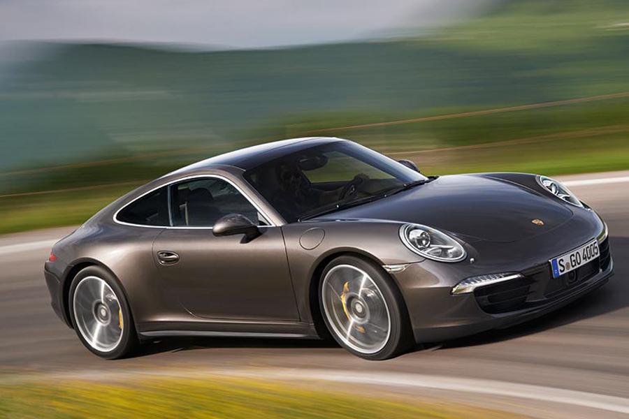 2013 Porsche 911 Photo 2 of 16