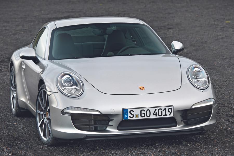 2013 Porsche 911 Photo 4 of 16