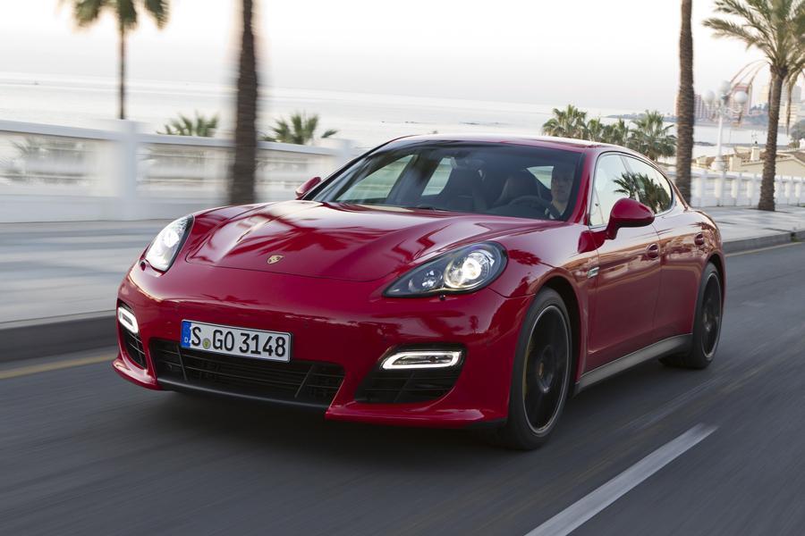 2013 Porsche Panamera Photo 1 of 7