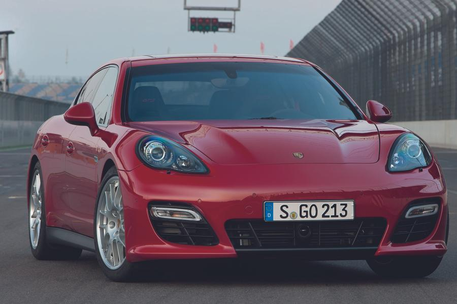 2013 Porsche Panamera Photo 3 of 7