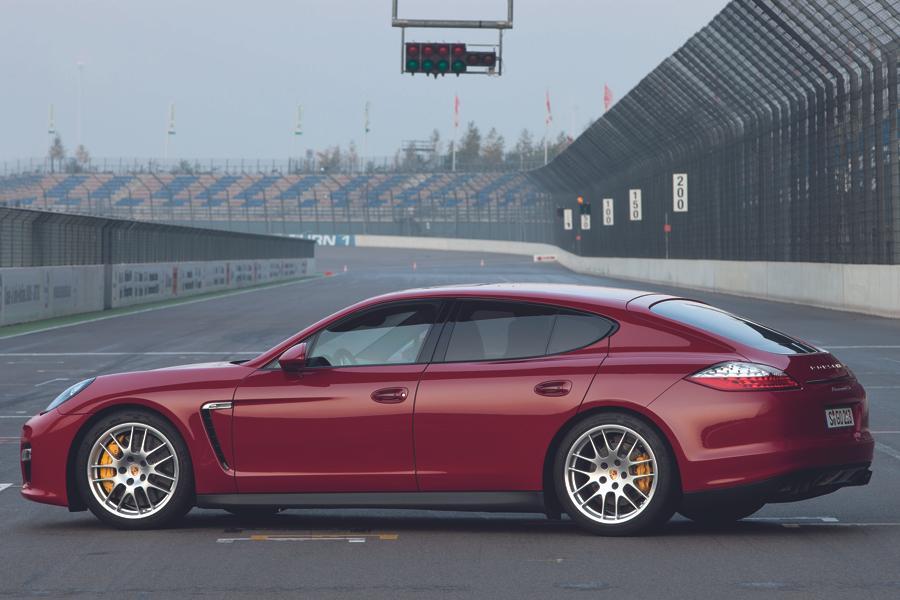 2013 Porsche Panamera Photo 5 of 7